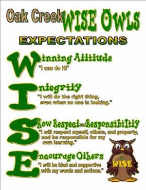 wise owls pbis